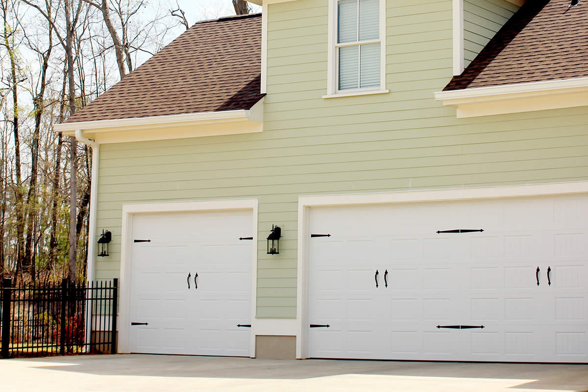 Slider Garage Door
